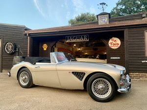 Picture of 1965 AUSTIN HEALEY 3000 MK3 BJ8 L.H.D For Sale