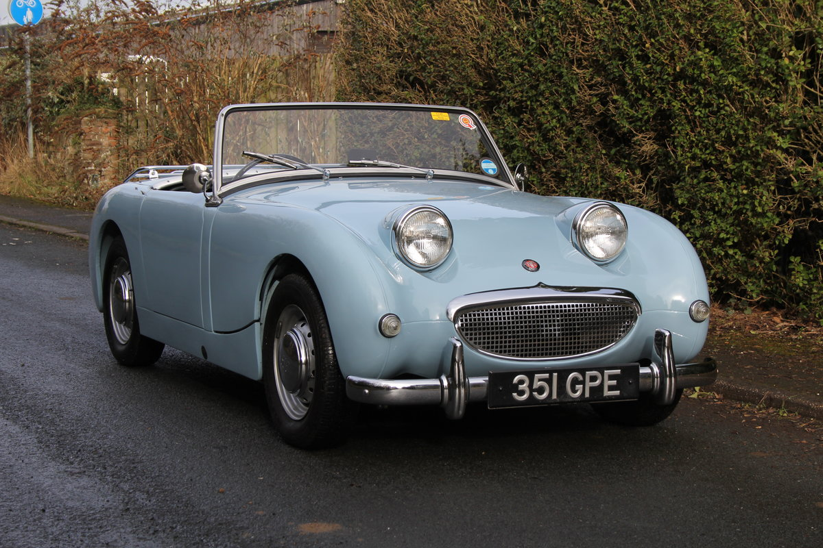 1958 Austin Healey Sprite MkI, Superbly Restored For Sale (picture 1 of 14)