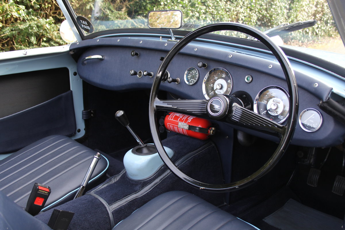 1958 Austin Healey Sprite MkI, Superbly Restored For Sale (picture 7 of 14)