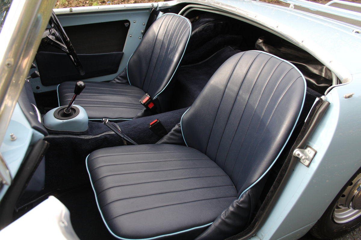 1958 Austin Healey Sprite MkI, Superbly Restored For Sale (picture 12 of 14)