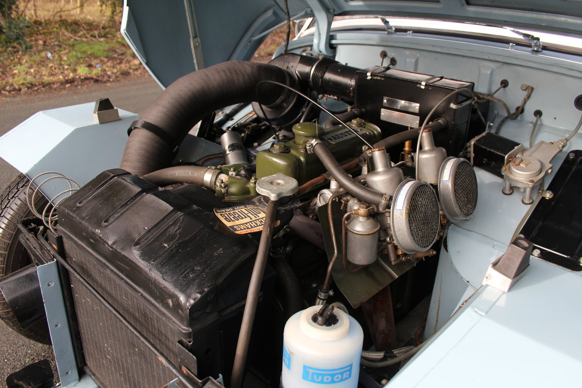 1958 Austin Healey Sprite MkI, Superbly Restored For Sale (picture 13 of 14)