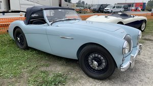 Picture of 1953 Austin Healey 100/4 BN1 Body Nr 400 For Sale