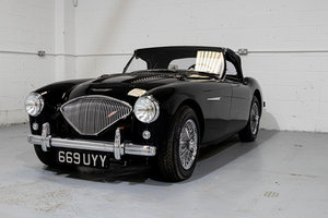 Picture of 1955 Austin Healey 100M For Sale