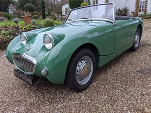 Picture of 1960 AUSTIN HEALEY FROGEYE SPRITE.500 miles nut and bolt rebuild. For Sale