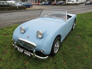 Picture of 1959 Austin-Healey Frog Eye Sprite For Sale