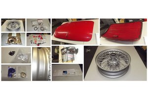 Picture of 0000 austin-healey 3000 and frogeye memorabilia For Sale