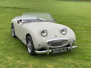 Picture of 1959 Austin-Healey Sprite Mk1 - New Body Shell SOLD
