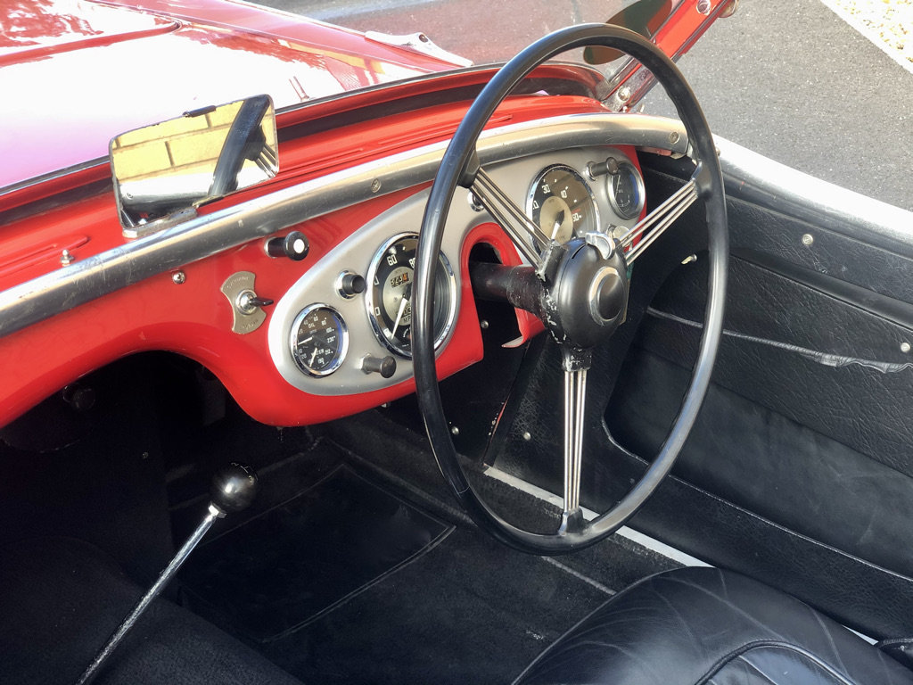 1954 AUSTIN HEALEY 100/4 // 2.7L For Sale (picture 8 of 11)