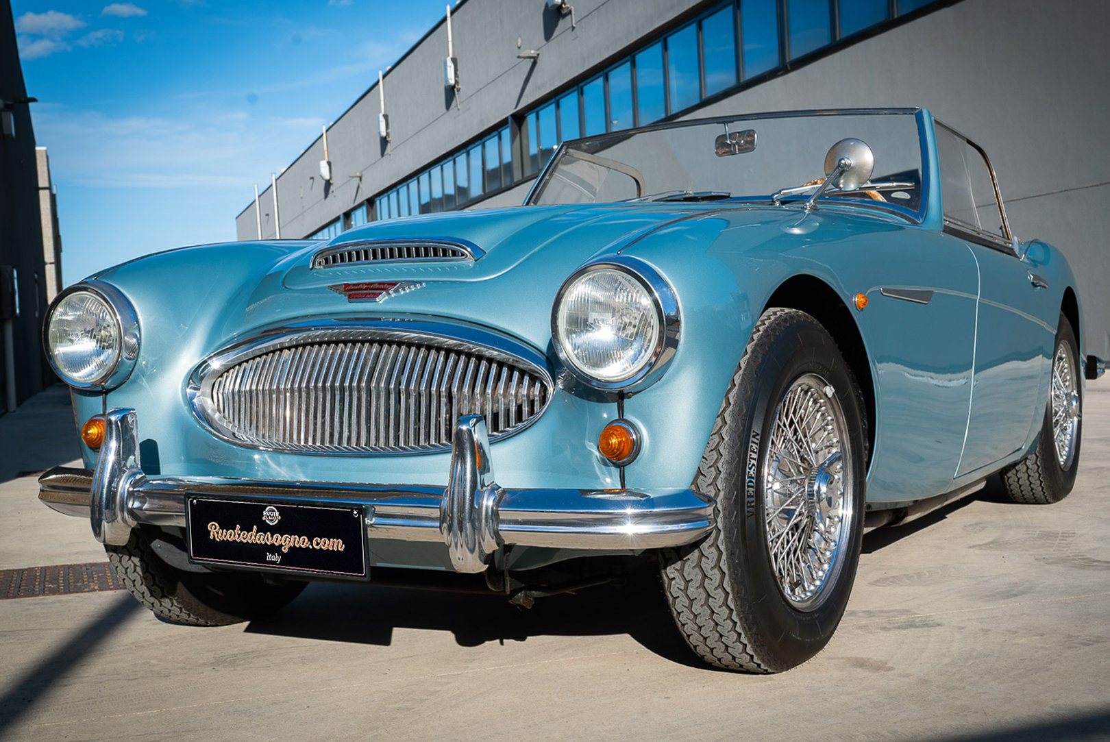 1961 AUSTIN HEALEY BT7 3000 MKII For Sale (picture 1 of 12)