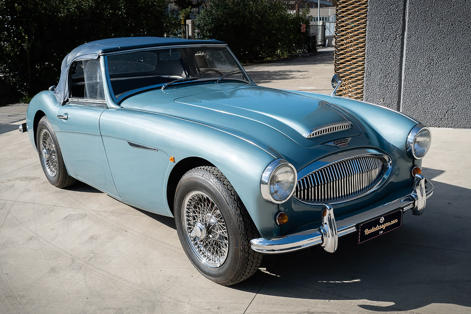 1961 AUSTIN HEALEY BT7 3000 MKII For Sale (picture 2 of 12)
