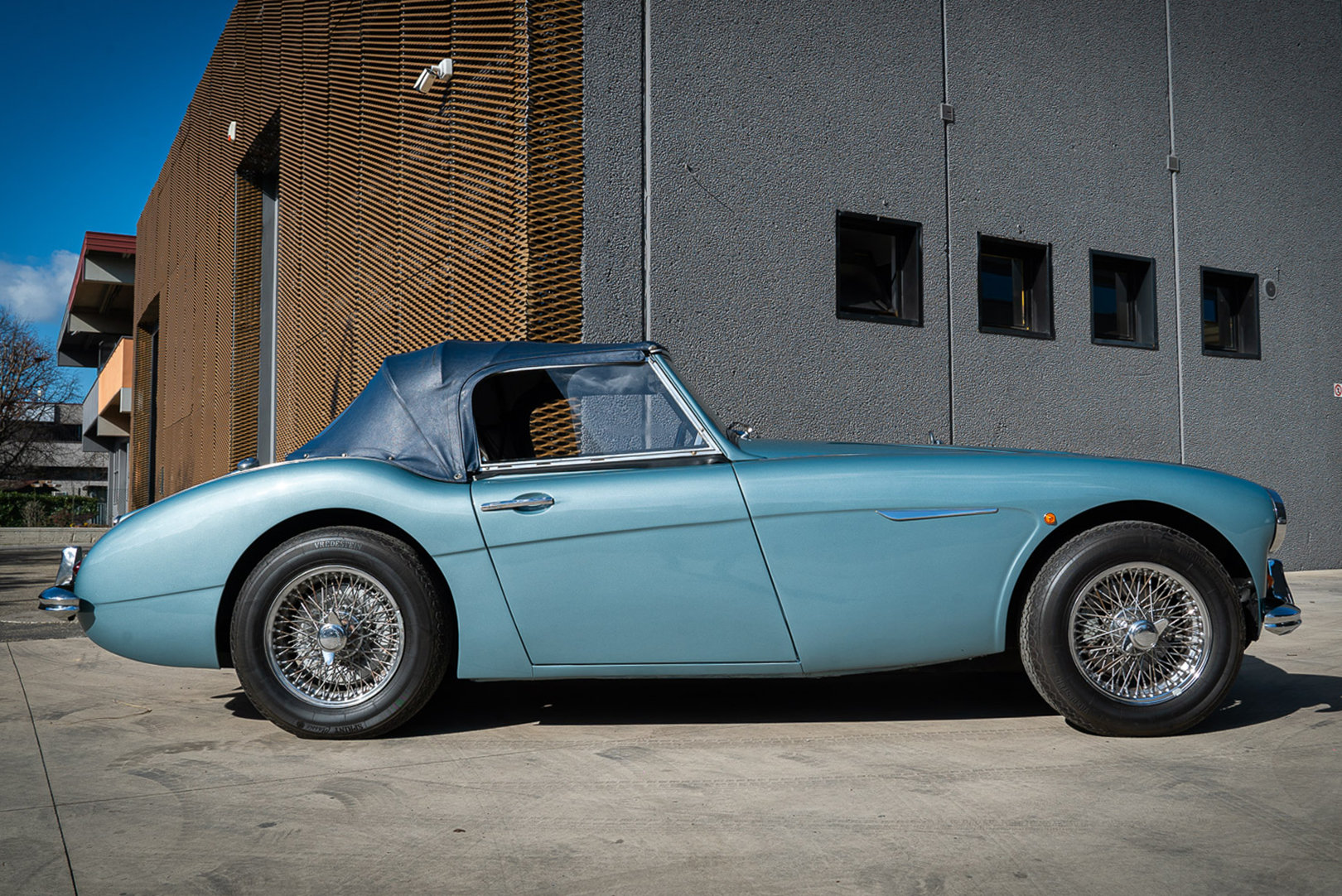 1961 AUSTIN HEALEY BT7 3000 MKII For Sale (picture 4 of 12)