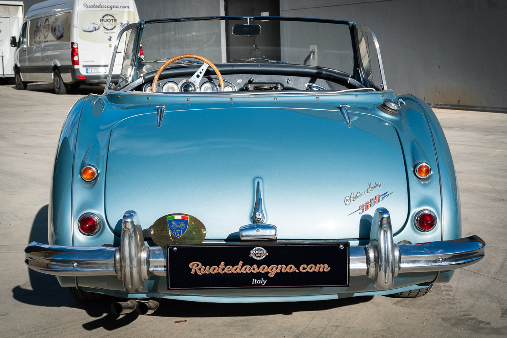 1961 AUSTIN HEALEY BT7 3000 MKII For Sale (picture 5 of 12)