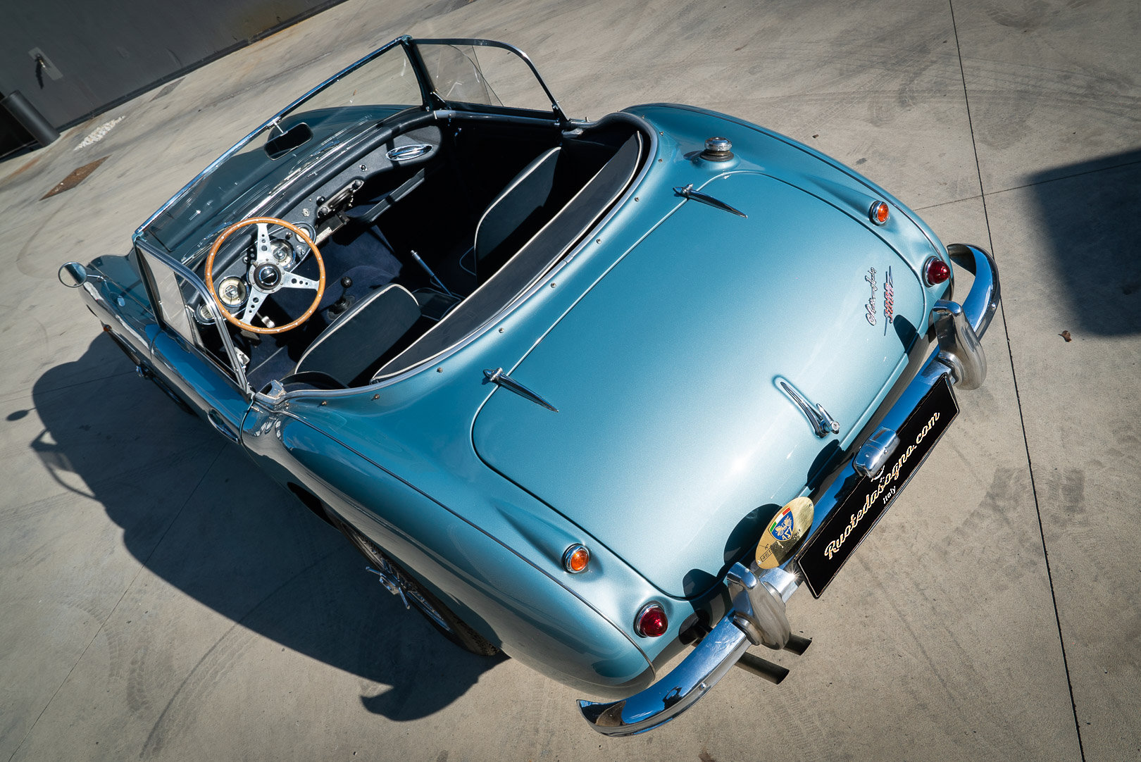 1961 AUSTIN HEALEY BT7 3000 MKII For Sale (picture 6 of 12)