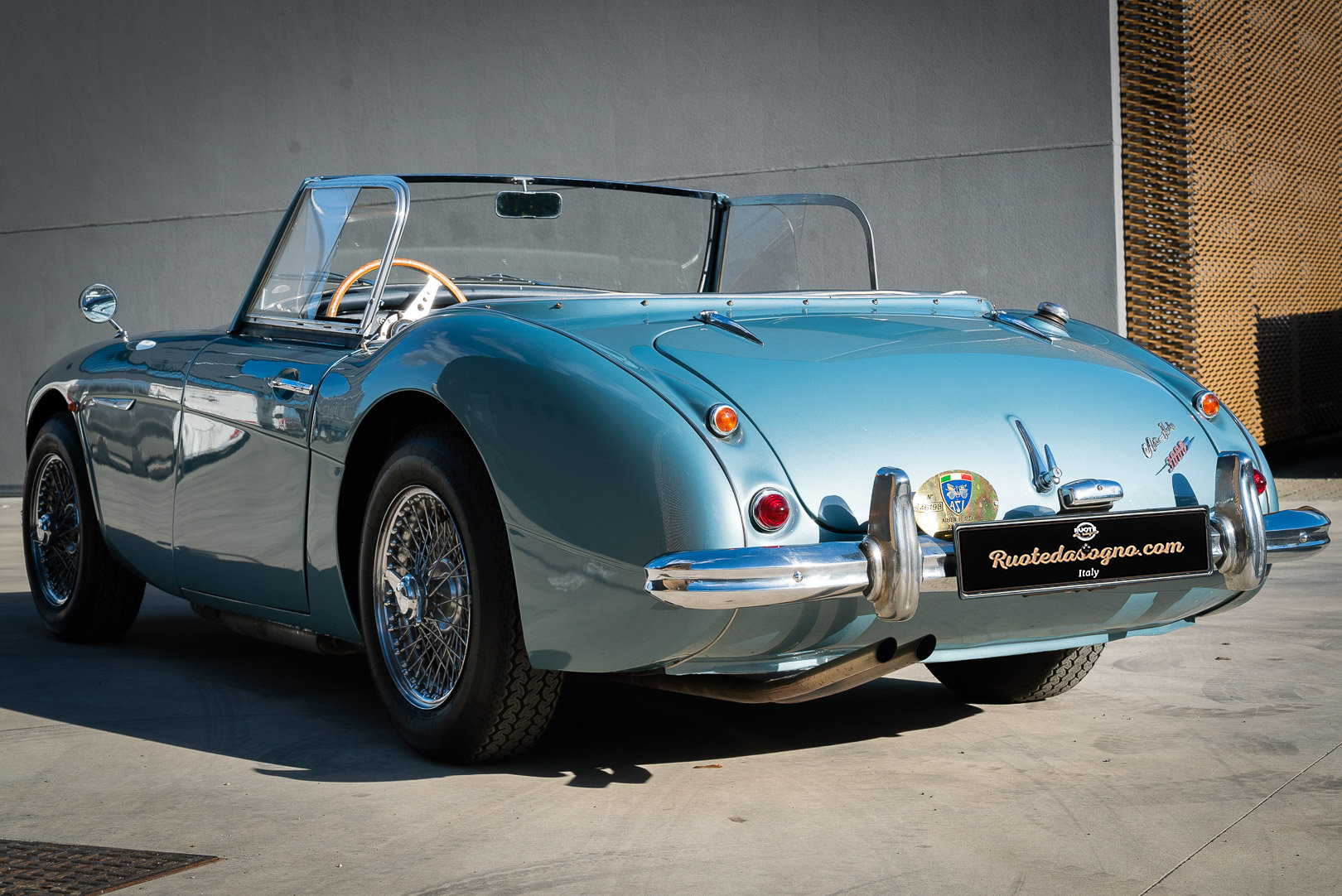 1961 AUSTIN HEALEY BT7 3000 MKII For Sale (picture 7 of 12)