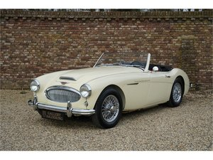 Picture of 1962 Austin Healey 3000 MK II PERIOD RACE HISTORY!! For Sale