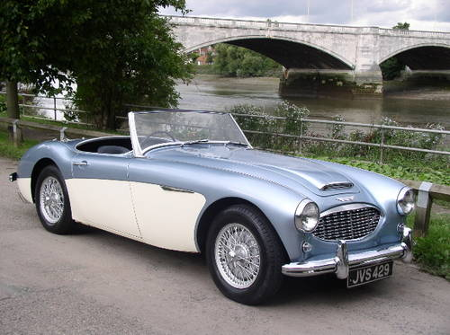 WANTED - ALL AUSTIN HEALEY MODEL'S Wanted (picture 1 of 6)