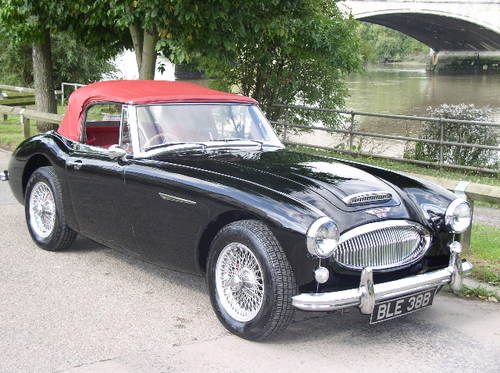 WANTED - ALL AUSTIN HEALEY MODEL'S Wanted (picture 2 of 6)