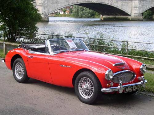 WANTED - ALL AUSTIN HEALEY MODEL'S Wanted (picture 3 of 6)
