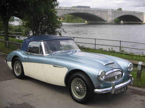 WANTED - ALL AUSTIN HEALEY MODEL'S Wanted (picture 4 of 6)
