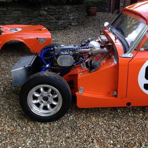 1960 Full Race Frogeye Sprite Recreation SOLD
