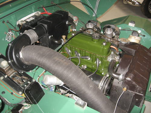 1959 Austin Healey Frogeye Sprite NOW SOLD, SIMILAR REQUIRED Wanted (picture 5 of 6)