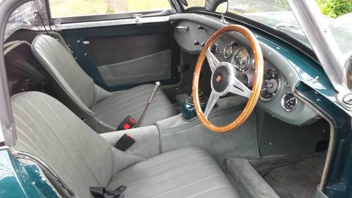 1959  Frogeye Sprite  NOW SOLD< SIMILAR RERQUIRED PLEASE? Wanted (picture 4 of 6)