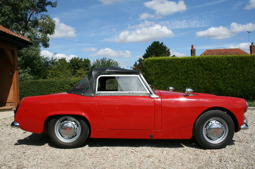 1961 Austin Healey Sprite MK11.NOW SOLD,OTHERS  Wanted (picture 2 of 6)