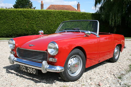 1961 Austin Healey Sprite MK11.NOW SOLD,OTHERS WANTED Wanted (picture 6 of 6)