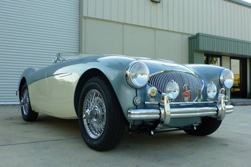1956 Austin Healey 100M Le Mans $ 195,000.- For Sale (picture 1 of 6)