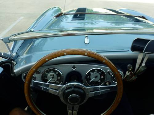 1956 Austin Healey 100M Le Mans $ 195,000.- For Sale (picture 6 of 6)