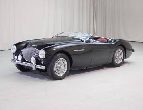 Austin Healey 100/4 Wanted (picture 1 of 1)