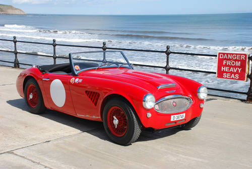 Austin Healey 100/6 BN4 1957 For Sale (picture 1 of 6)