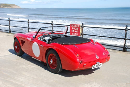 Austin Healey 100/6 BN4 1957 For Sale (picture 4 of 6)