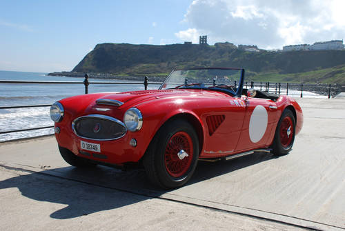 Austin Healey 100/6 BN4 1957 For Sale (picture 5 of 6)