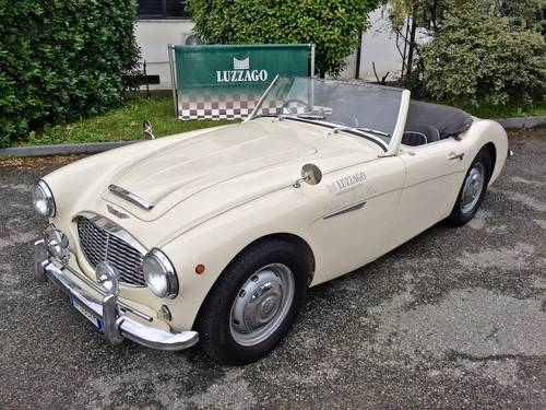 1959 Austin Healey - 100/6 BN4 RHD For Sale (picture 1 of 6)
