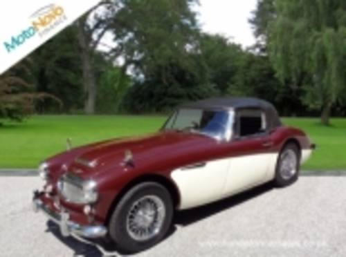 AUSTIN HEALEY 3000 BJ7 4 SEATS 1963   12 MONTH MOT For Sale (picture 2 of 6)