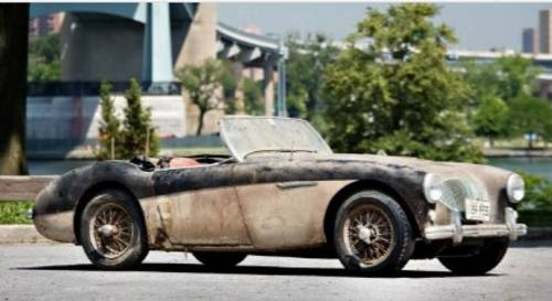 1956 Austin Healey 100-4 BN2 For Sale (picture 1 of 1)