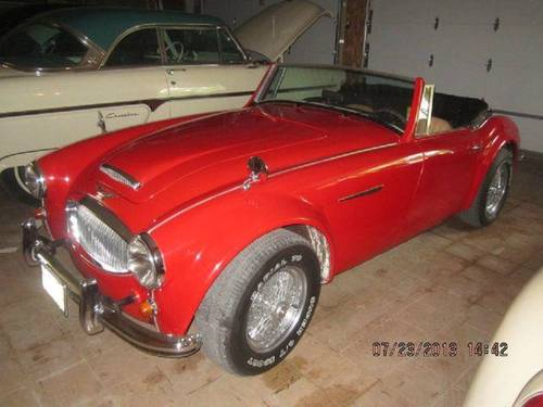 1967 Austin Heaey 3000 Roadster For Sale (picture 1 of 6)
