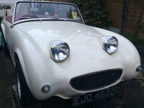 1959 Austin Healey Frog eye For Sale (picture 5 of 6)