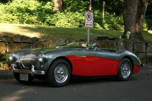 1956 Austin Healey 100/4 BN2 For Sale (picture 1 of 6)