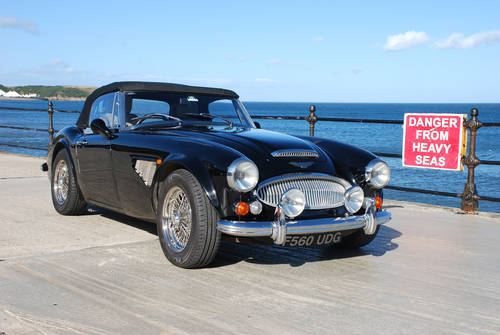 1989 Healey MK 4 - The only original MK 4 Healey For Sale (picture 1 of 6)
