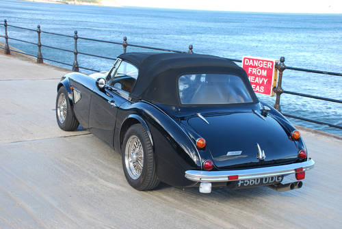 1989 Healey MK 4 - The only original MK 4 Healey For Sale (picture 4 of 6)