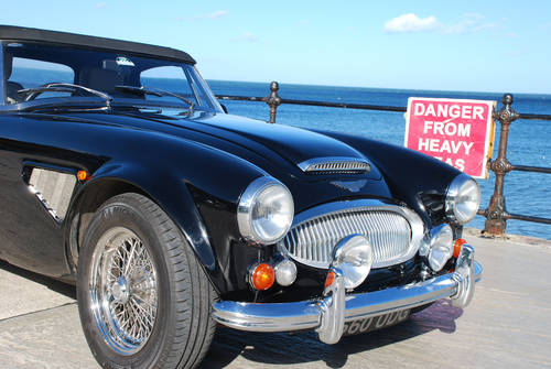 1989 Healey MK 4 - The only original MK 4 Healey For Sale (picture 6 of 6)