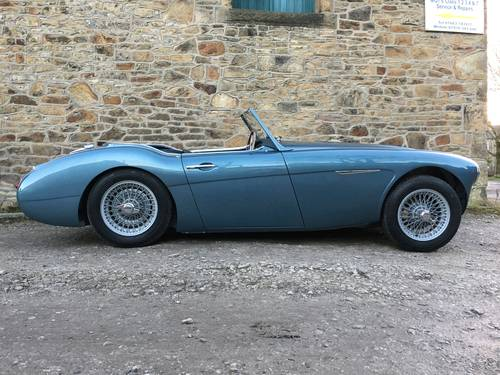 1957 Austin Healey 100/6 For Sale For Sale (picture 4 of 6)