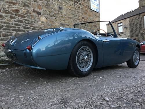 1957 Austin Healey 100/6 For Sale For Sale (picture 2 of 6)