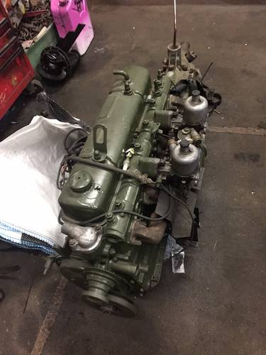 AUSTIN HEALEY ENGINE For Sale (picture 1 of 2)
