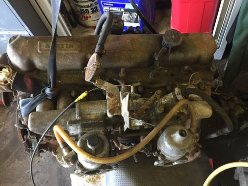 AUSTIN HEALEY ENGINE For Sale (picture 2 of 2)