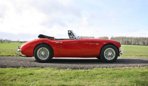 1964 Austin Healey 3000 Mk.III  **SOLD** For Sale (picture 3 of 6)