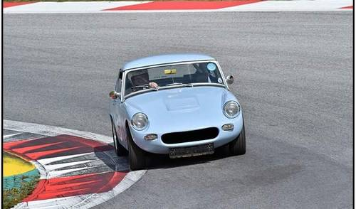 1969 Austin-Healey Ashley Sprite race car SOLD (picture 1 of 3)