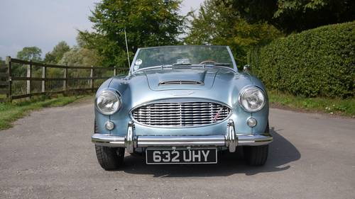 Austin Healey 3000 Mk1 1961 - A Very Beautiful Example For Sale (picture 2 of 6)